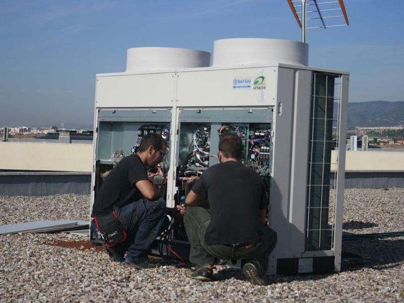 climatización de hielo Frío Comercial e Industrial 6