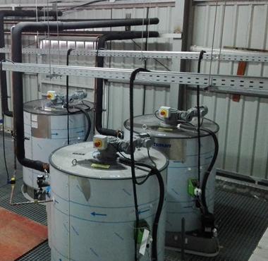 internacional instalaciones y mantenimiento Angola